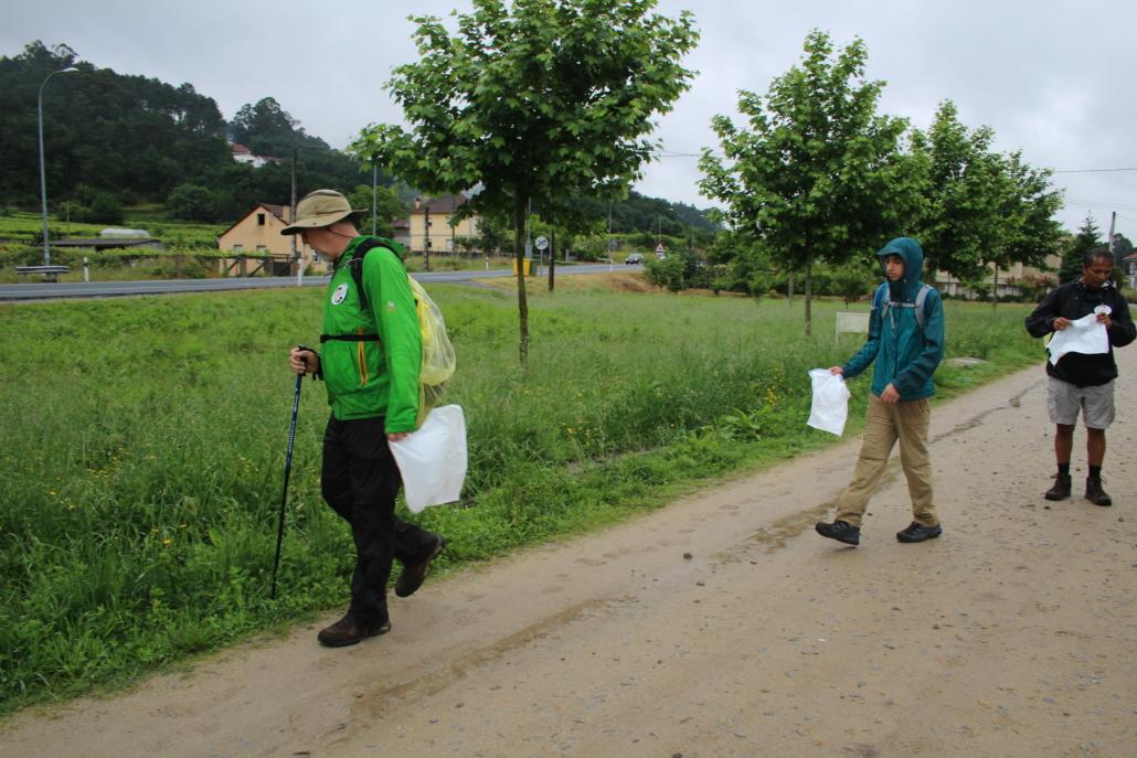 5 de junio con Camino Clean